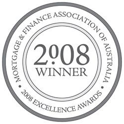MFAA Winner - 2008