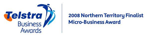 Telstra Business Awards Finalist - 2008